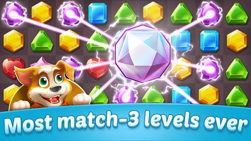 Jewel Town - Most Match 3 Levels Ever  screenshots 5