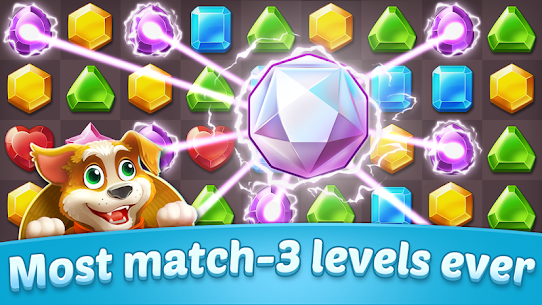 Jewel Town – Most Match 3 Levels Ever 5