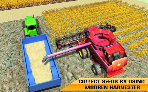 Tractor Games Thresher Sim 18 - náhled