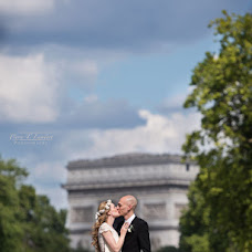 Wedding photographer Pierre T Lambert (ptlphotography). Photo of 17.08.2016