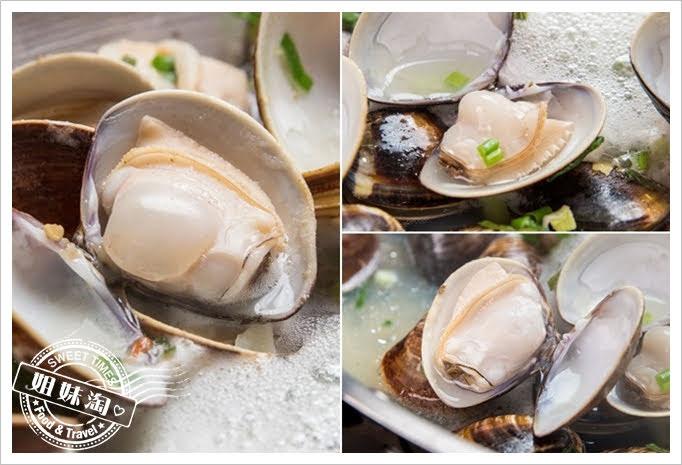 熊賀餐酒館鮮郁蛤蠣鍋