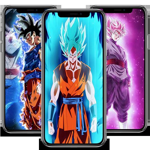 Goku Fan Art Wallpaper icon