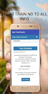 Pnr status irctc /train pnr status/indian railway App Download For Android 8