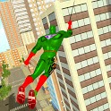 Rope Hero: San Andreas Gangster Crime City Games icon
