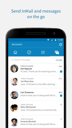 LinkedIn Sales Navigator 4.5.3 screenshots 4