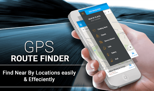 Maps-GPS Navigation & Directions - náhled