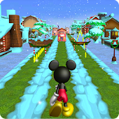 Rush Mickey Christmas Runner ; Subway Surf Game