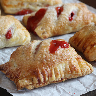STRAWBERRY TURNOVERS.
