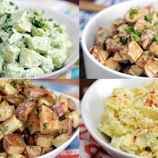 Curry Potato Salad Recipe