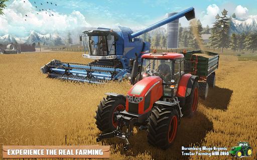 Nuremberg Mega Organic Tractor Farming SIM 2020 screenshots 10