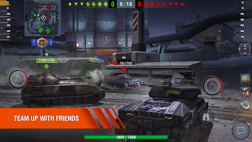 World of Tanks Blitz MMO apkpoly screenshots 4