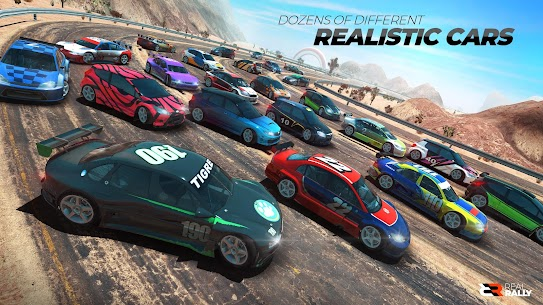 Real Rally Apk Download For Android and Iphone 1