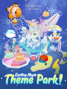 Tap Tap Fish AbyssRium – Healing Aquarium (+VR) Mod Apk Download For Android and Iphone 7