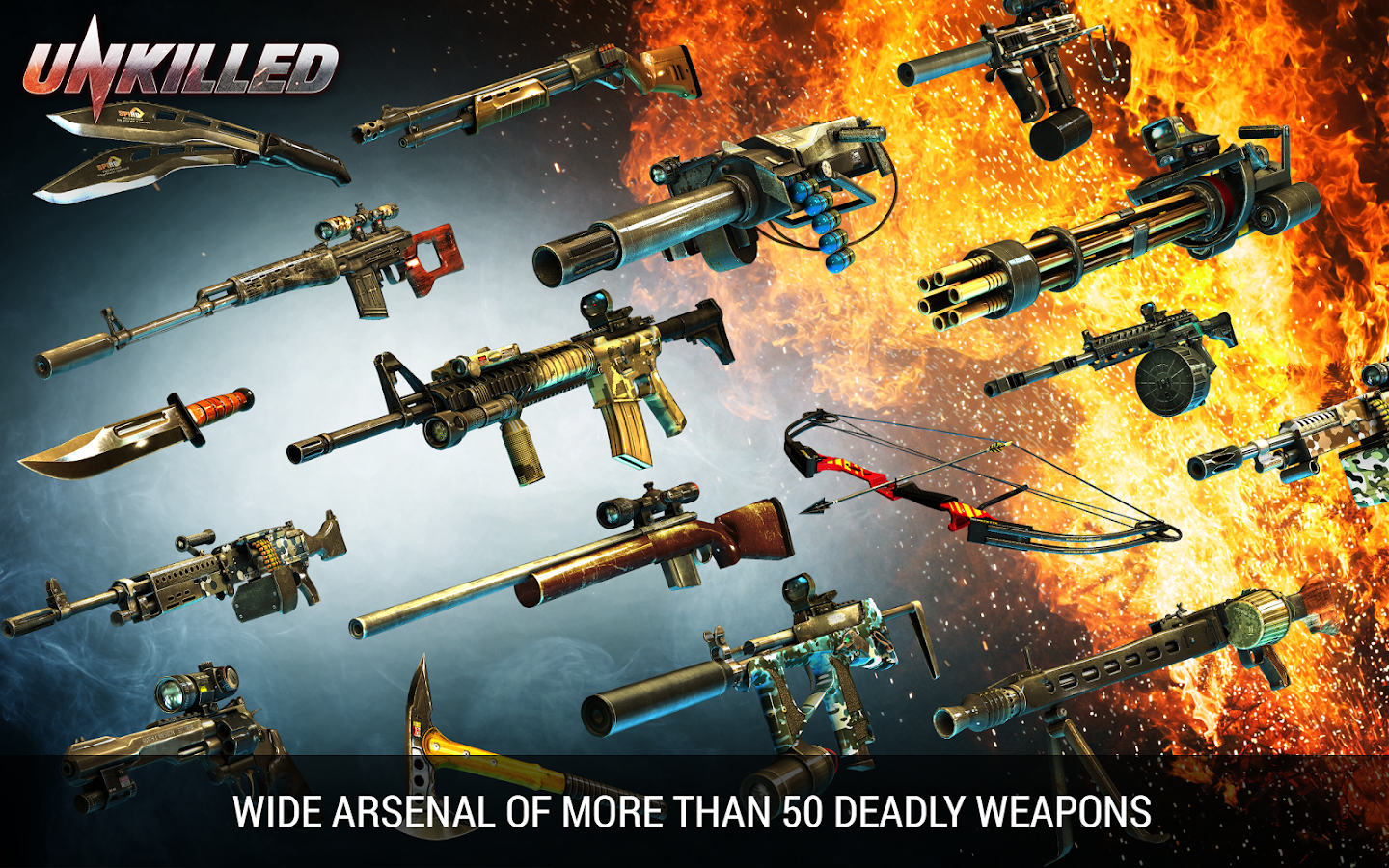 UNKILLED - screenshot