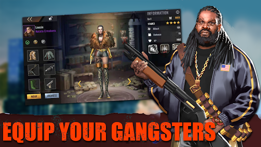 Code Triche Crime Kings: mafia city APK MOD screenshots 4