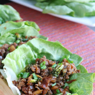 Lettuce Wraps Recipes.