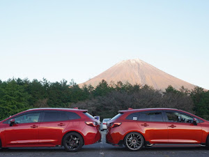 カローラツーリング ZRE212Wのカスタム事例画像 hiroaaaakiさんの2020年12月03日22:23の投稿