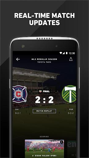 MLS: Live Soccer Scores & News 18.66.2 screenshots 4