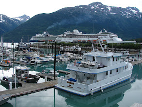 Photo: Skagway Harbor