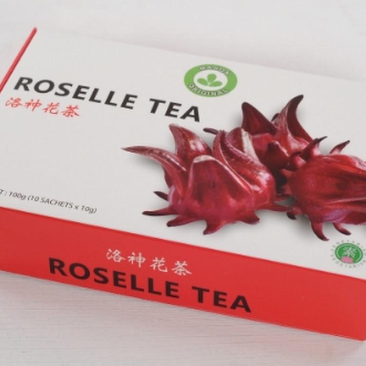 Mason Original Roselle Tea ( 10g x 10 sachets ) by Atlantis Arena Sdn Bhd