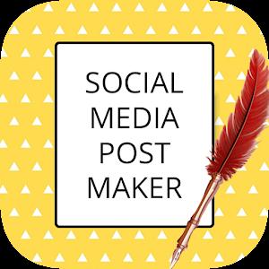 Social Media Post Maker - Ad Maker for Business for PC