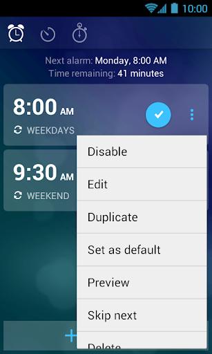 Alarm Clock Xtreme & Timer 5.9.1 screenshots 3