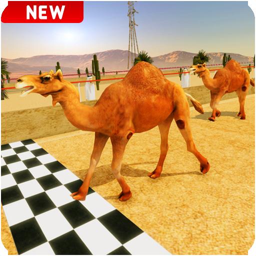 Crazy Camel Racing Fever 3D: Desert Race Simulator