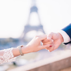 Wedding photographer Lena Kos (Pariswed). Photo of 20.08.2018