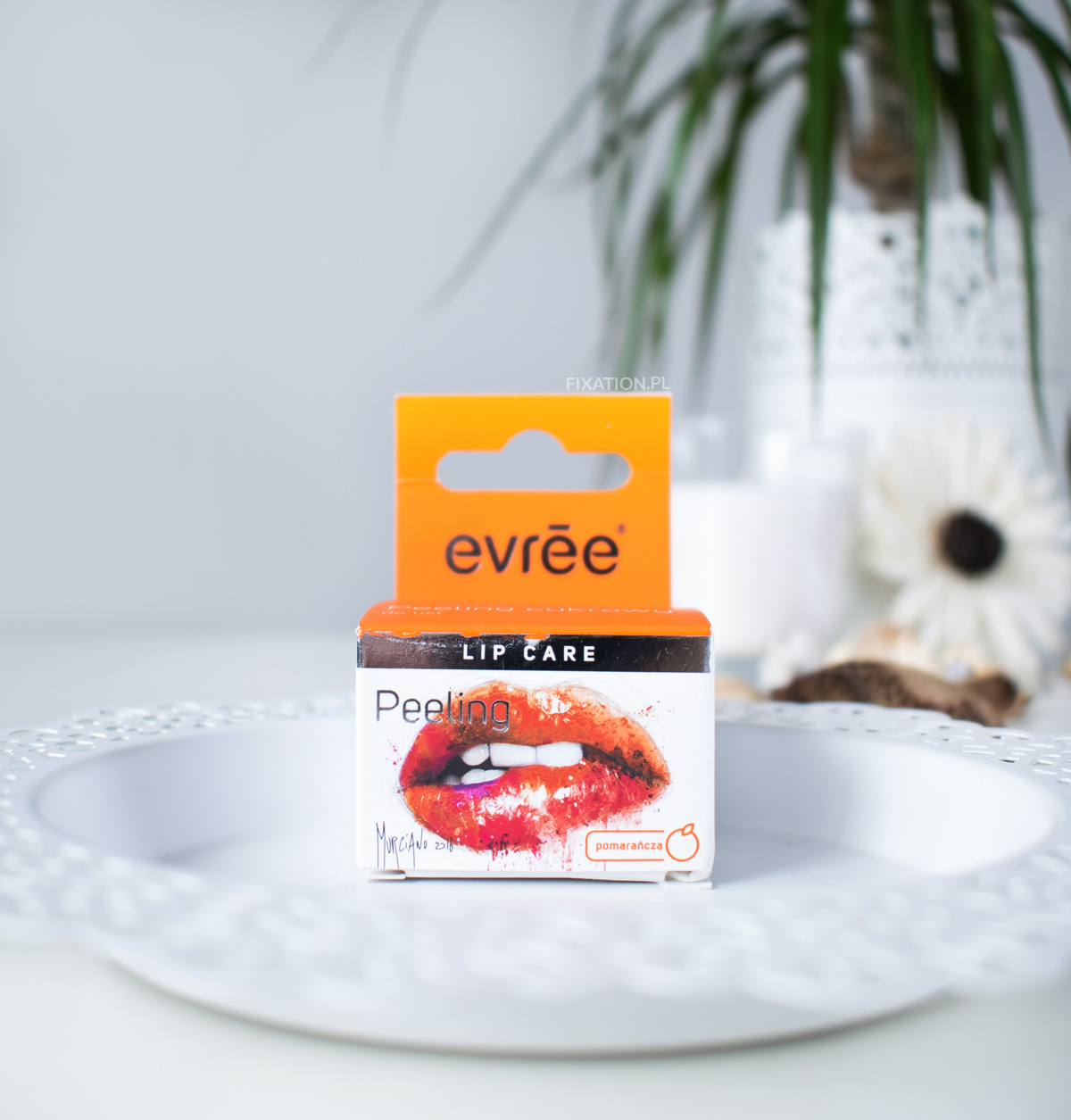Evree Sugar lips pomarańcza