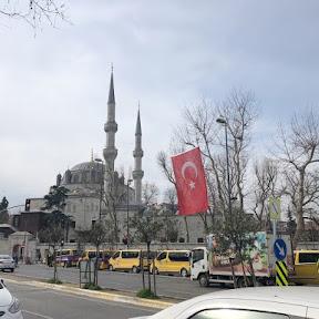 オスマン帝国のハレムを支配した母皇后の美しいモスク!イスタンブール「イェニ・ヴァリデ・ジャーミィ」
