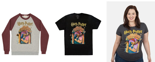 """Out of Print """"Harry Potter"""" Collection – Everything On Sale"""