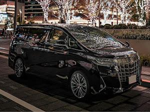 アルファード AGH30W 後期 2.5L 2WD  Gグレードのカスタム事例画像 ぷらたさんの2020年12月05日06:25の投稿