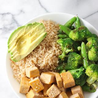 Teriyaki Tofu Power Bowl