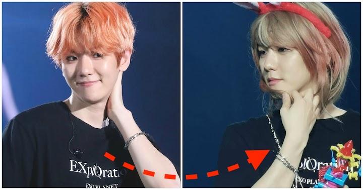Exo reactie op baekhyun dating