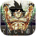 Goku Keyboard Saiyan Icon