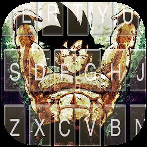Goku Keyboard Saiyan - Apl Android di Google Play