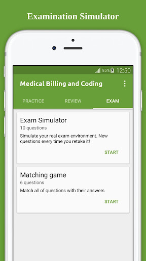 Medical Billing Coding Flashcard 2017 screenshot 4