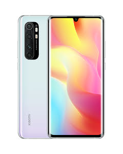 Mi Note 10 Lite 128 GB Glacier White
