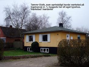 Photo: Ingstrupvej 16, Per Sloths hus.