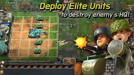 Code Triche World War Arena APK MOD screenshots 3