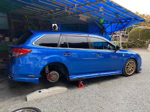 レガシィツーリングワゴン BRM 2.5i Eyesight tSのカスタム事例画像 yanaさんの2020年11月09日18:45の投稿