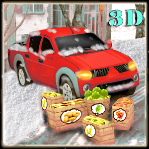 OffRoad Snow Truck Transport for PC and MAC