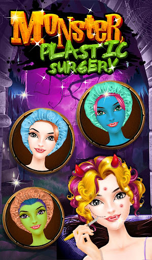 Monster plastic surgery