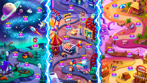 Jewel Match Blast - Classic Puzzle Games 2019 screenshots 6