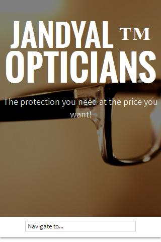 Jandyal Opticians
