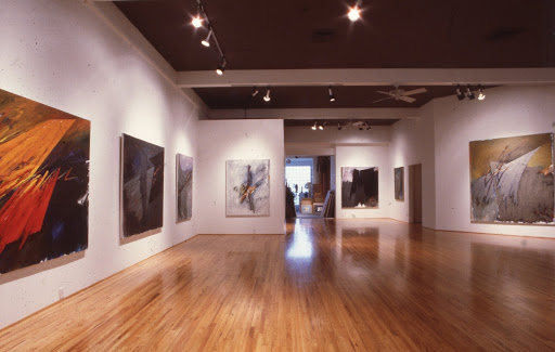 Exhibition in the Virginia Miller Gallery
