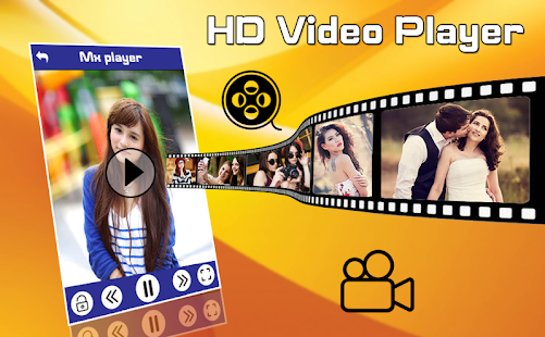 MAX Player 2018 - HD Video Player 2018 - náhled