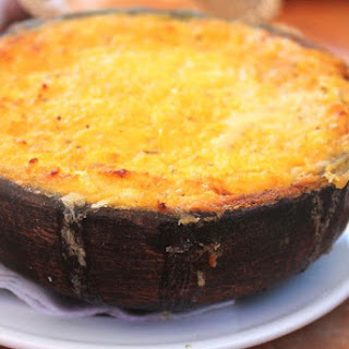 Pastel De Choclo Recipe - Chilean Beef and Corn Casserole.