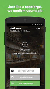 Eat - Restaurant Reservations- screenshot thumbnail