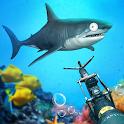 Fishing Hunter - Ocean Shooting Simulator icon